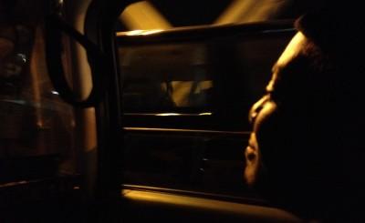 Williamsburg taxi ride, NYC