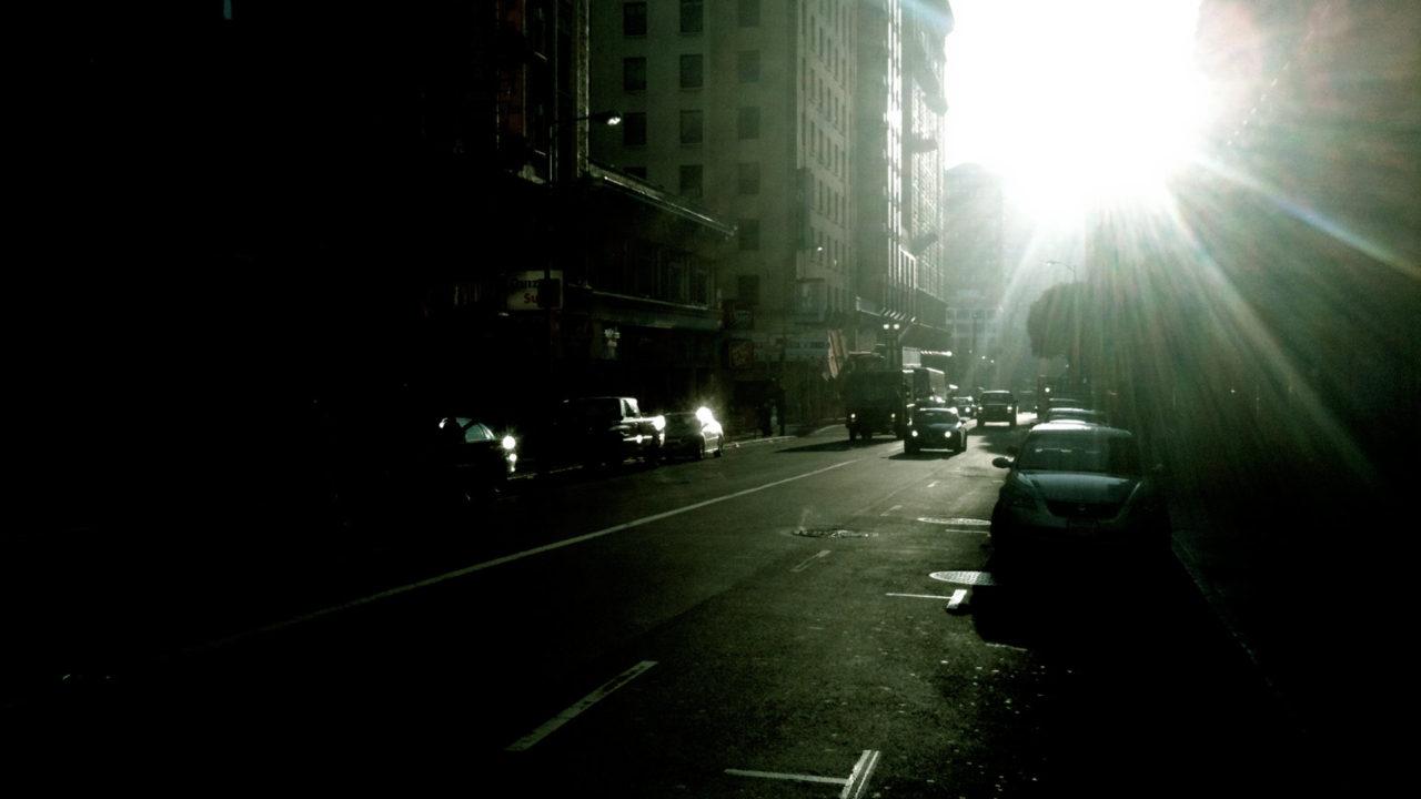 Future Sun Films - SF streets