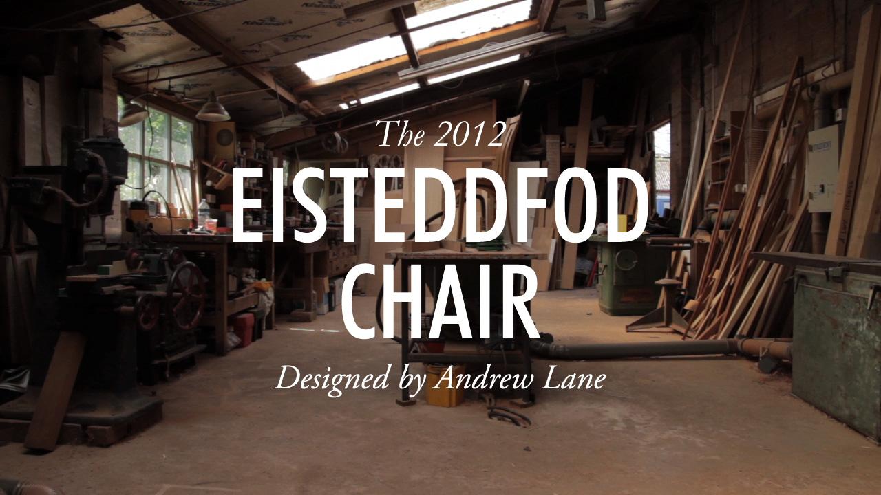 Andrew Lane Furniture – Eisteddfod Chair