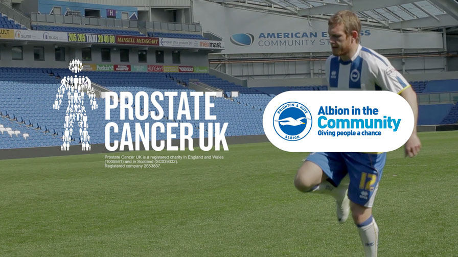 AITC Prostate Cancer UK awareness films