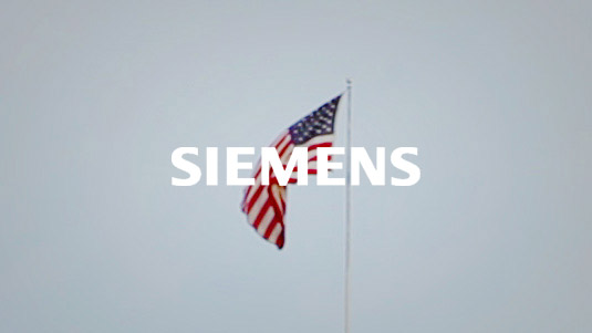 Siemens bid film